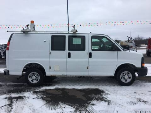 2007 Chevrolet Express Cargo for sale at TJ's Auto in Wisconsin Rapids WI