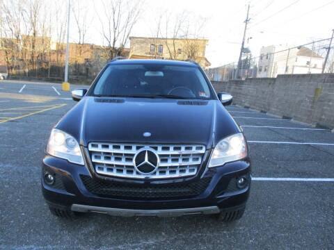 2009 Mercedes-Benz M-Class for sale at Park Motor Cars in Passaic NJ