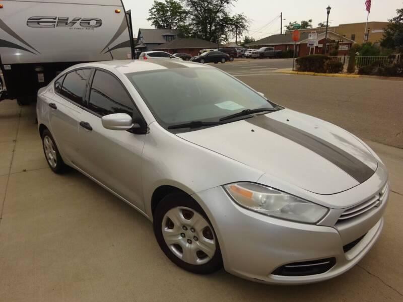 2013 Dodge Dart for sale at Armando's Auto in Fort Lupton CO