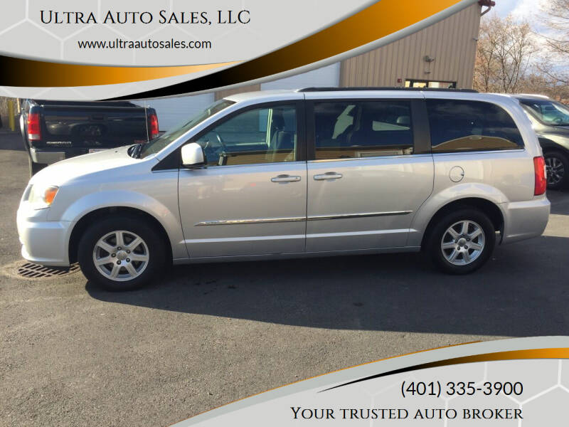 2012 Chrysler Town and Country for sale at Ultra Auto Sales, LLC in Cumberland RI