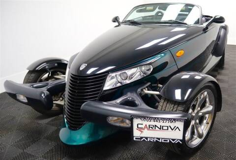 2000 Plymouth Prowler for sale at CarNova in Stafford VA