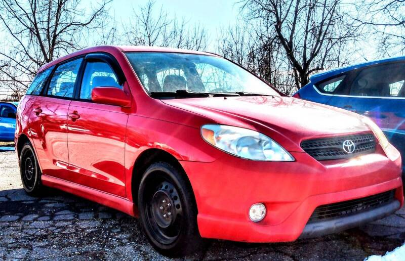 2006 Toyota Matrix for sale at Abingdon Auto Specialist Inc. in Abingdon VA
