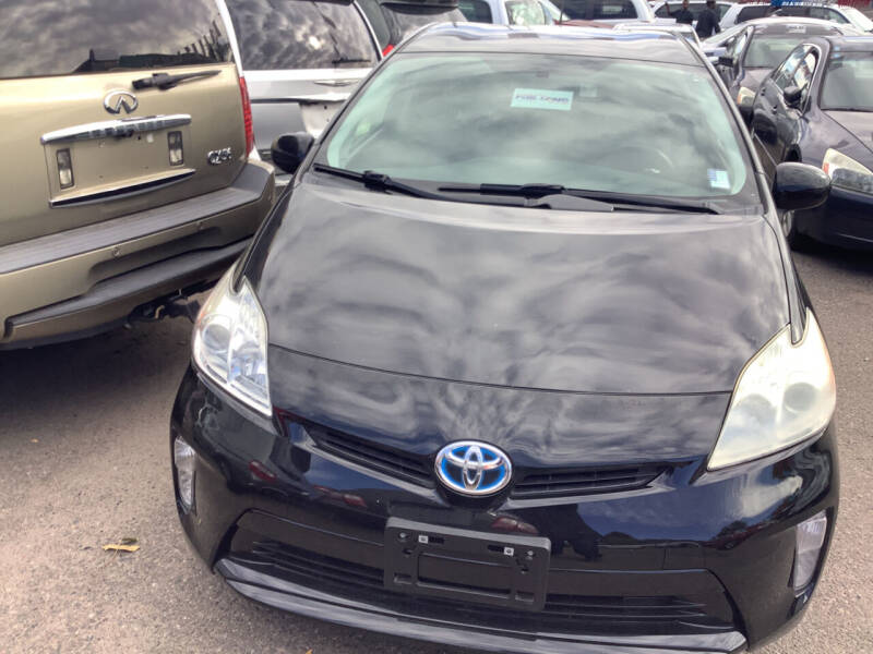 2013 Toyota Prius for sale at GPS Motors in Denver CO