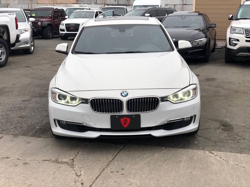 2015 BMW 3 Series for sale at Top Gear Cars LLC in Lynn MA
