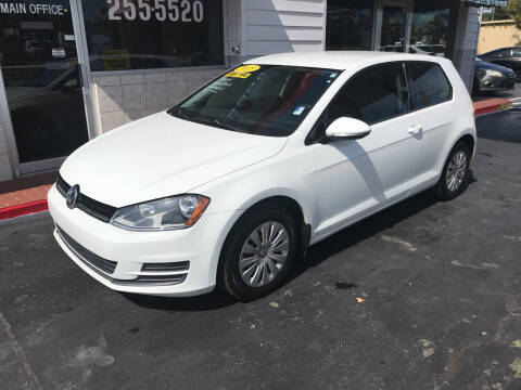 2015 Volkswagen Golf for sale at Riviera Auto Sales South in Daytona Beach FL