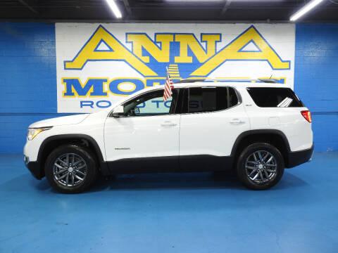 2017 GMC Acadia for sale at ANNA MOTORS, INC. in Detroit MI
