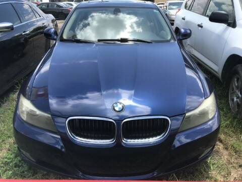 2011 BMW 3 Series for sale at AUTO VALUE FINANCE INC in Stafford TX