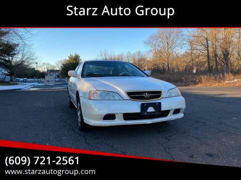 2000 Acura TL for sale at Starz Auto Group in Delran NJ