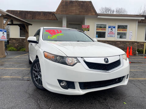 2010 Acura TSX for sale at Hola Auto Sales Doraville in Doraville GA