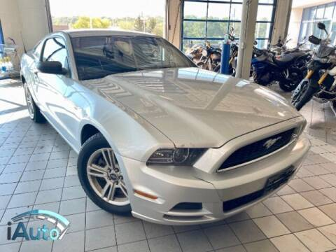 2013 Ford Mustang for sale at iAuto in Cincinnati OH