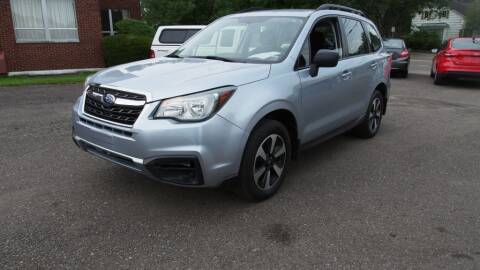 2018 Subaru Forester for sale at Just In Time Auto in Endicott NY