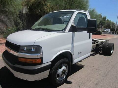 2014 Chevrolet Express Cutaway for sale at MyAutoJack.com @ Auto House in Tempe AZ