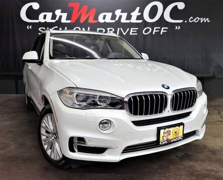 2016 BMW X5 for sale at CarMart OC in Costa Mesa, Orange County CA