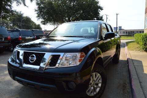 2015 Nissan Frontier for sale at E-Auto Groups in Dallas TX