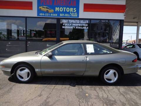 1996 Ford Probe for sale at Penn American Motors LLC in Emmaus PA