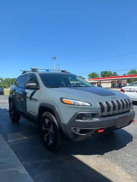 2014 Jeep Cherokee for sale at City to City Auto Sales in Richmond VA