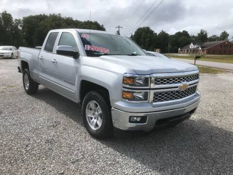 2015 Chevrolet Silverado 1500 for sale at 63 Auto in Huntsville TN