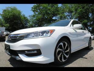 2016 Honda Accord for sale at Rockland Automall - Rockland Motors in West Nyack NY