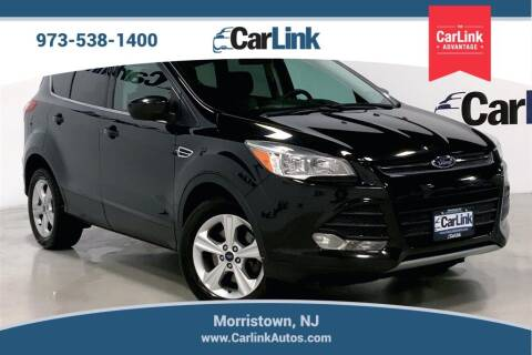 2014 Ford Escape for sale at CarLink in Morristown NJ