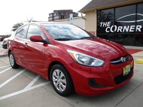 2015 Hyundai Accent for sale at Cornerlot.net in Bryan TX