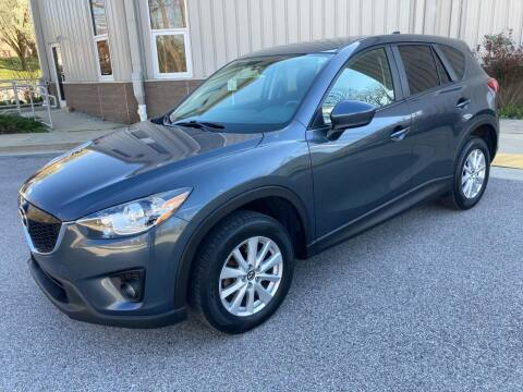 2013 Mazda CX-5 for sale at AMERICAR INC in Laurel MD