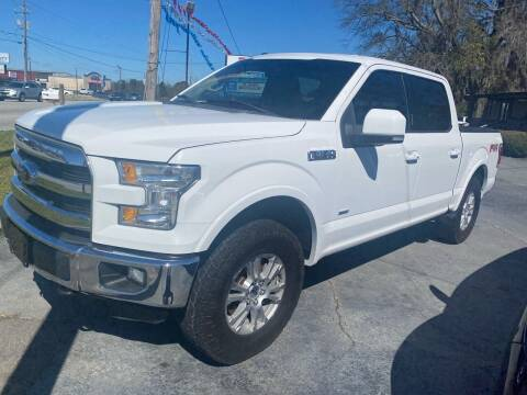 2015 Ford F-150 for sale at D & D Auto Sales in Valdosta GA