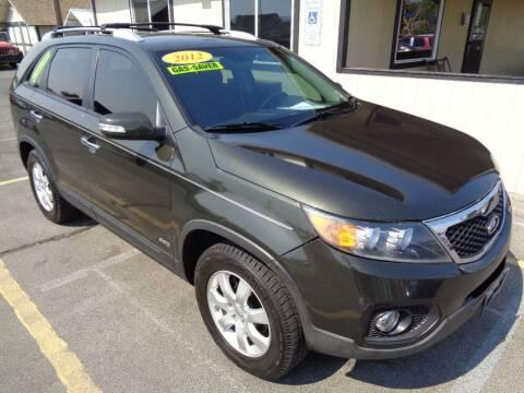 2012 Kia Sorento for sale at BBL Auto Sales in Yakima WA