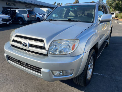 2004 Toyota 4Runner for sale at Cars4U in Escondido CA