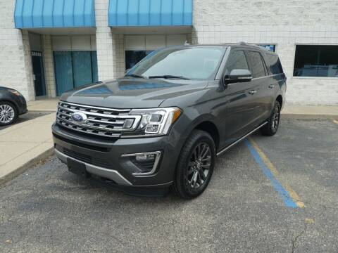 2020 Ford Expedition MAX for sale at Wilkins Automotive Group in Westland MI