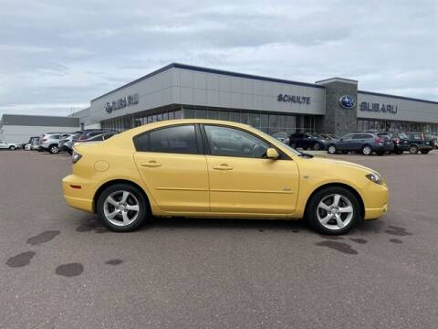 2004 Mazda MAZDA3 for sale at Schulte Subaru in Sioux Falls SD