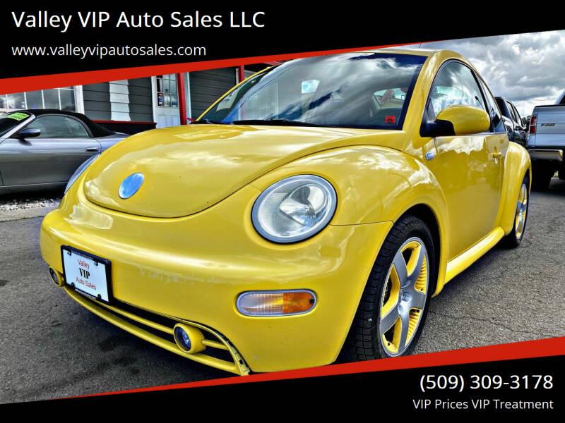 2002 Volkswagen New Beetle for sale at Valley VIP Auto Sales LLC in Spokane Valley WA