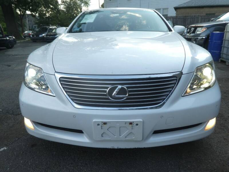2007 Lexus LS 460 for sale at Wheels and Deals in Springfield MA