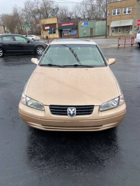 1998 Toyota Camry for sale at North Hill Auto Sales in Akron OH