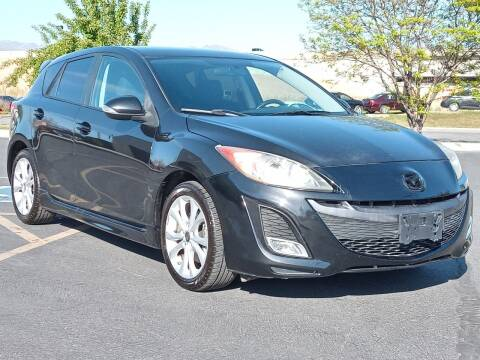 2010 Mazda MAZDA3 for sale at AUTOMOTIVE SOLUTIONS in Salt Lake City UT