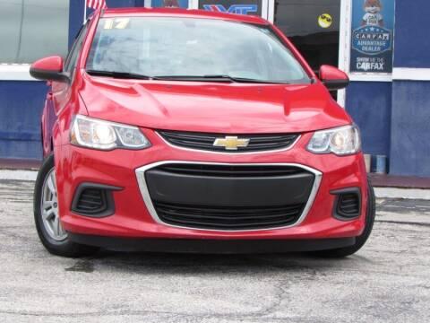 2017 Chevrolet Sonic for sale at VIP AUTO ENTERPRISE INC. in Orlando FL