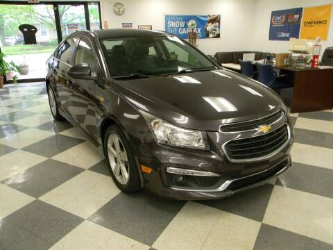 2016 Chevrolet Cruze Limited for sale at Lindenwood Auto Center in St.Louis MO