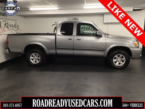 2005 Toyota Tundra for sale at Road Ready Used Cars in Ansonia CT