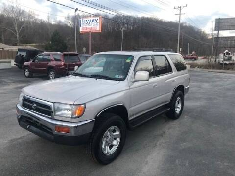 1998 Toyota 4Runner for sale at INTERNATIONAL AUTO SALES LLC in Latrobe PA