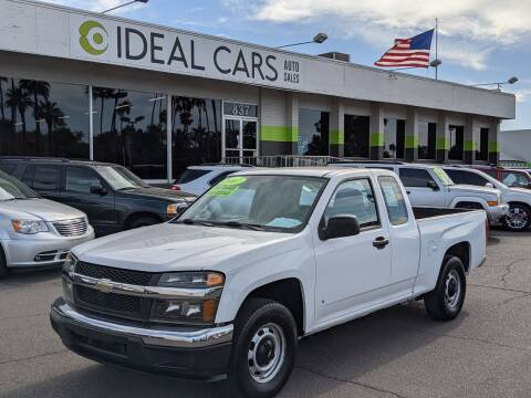 2007 Chevrolet Colorado for sale at Ideal Cars East Mesa in Mesa AZ