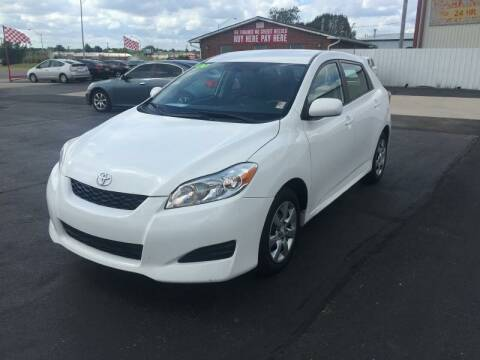 2011 Toyota Matrix for sale at Moore Imports Auto in Moore OK
