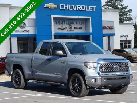 2020 Toyota Tundra for sale at PHIL SMITH AUTOMOTIVE GROUP - SOUTHERN PINES GM in Southern Pines NC