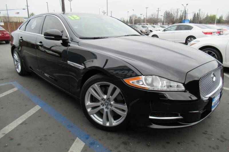 2013 Jaguar XJL for sale at Choice Auto & Truck in Sacramento CA