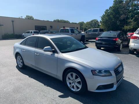 2009 Audi A4 for sale at EMH Imports LLC in Monroe NC