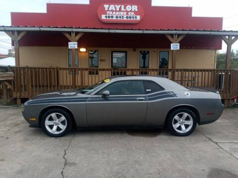 2011 Dodge Challenger for sale at Taylor Trading Co in Beaumont TX