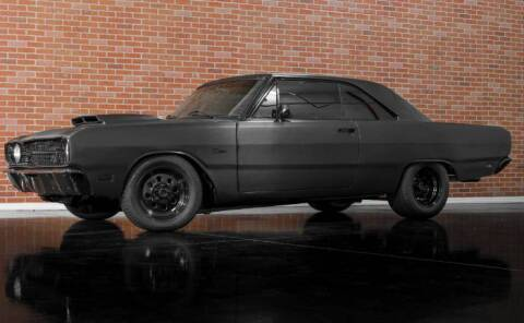 1969 Dodge Dart for sale at Classic Car Deals in Cadillac MI