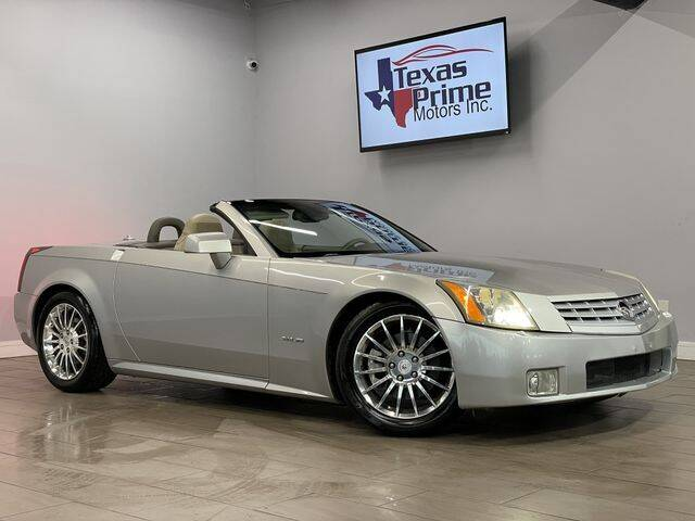 2005 Cadillac XLR for sale at Texas Prime Motors in Houston TX