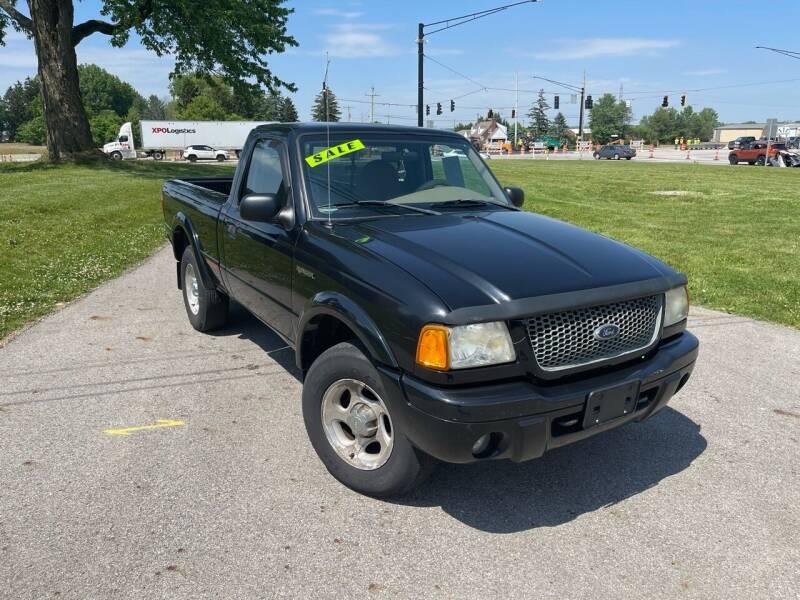 2002 Ford Ranger for sale in Etna, OH