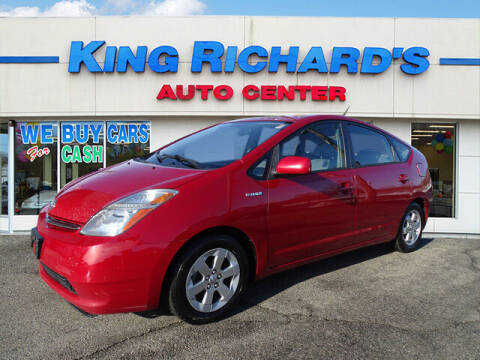 2006 Toyota Prius for sale at KING RICHARDS AUTO CENTER in East Providence RI