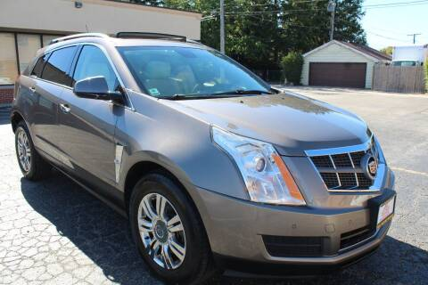 2012 Cadillac SRX for sale at JZ Auto Sales in Summit IL
