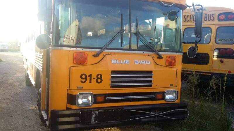1992 Blue Bird TC2000 for sale at Interstate Bus Sales Inc. in Wallisville TX
